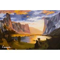 Долината на залеза