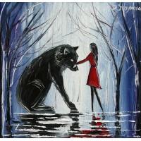 Сама в гората (2)