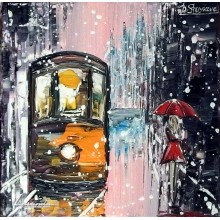 Winter Tram (1)