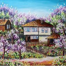 Пролет на село