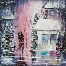 10. Зима в планината - Даниела Стойкова