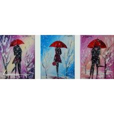 3. Три малки зимни картини - Даниела Стойкова
