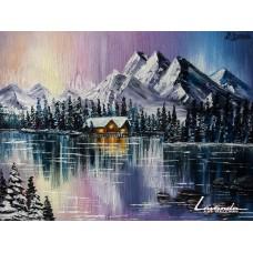 7. Ледено езеро - Даниела Стойкова