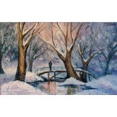 9. Цветовете на зимата