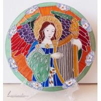 Ангел с арфа