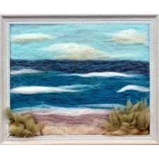 Морски пейзаж - Христина Харалампиева