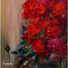 Една роза, много рози