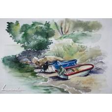 Риболовни лодки