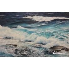 В нейната песен морето шепти