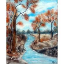 Есен край реката - Юлия Багарова