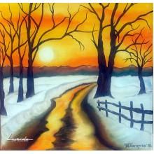 Зимен залез - Юлия Багарова