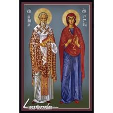 Св. св. Киприан и Юстина
