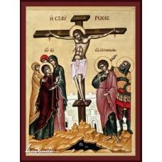 Разпятие Христово (Кат. № 1)