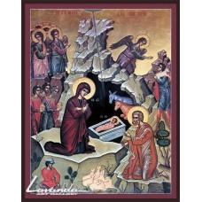 Рождество Христово (кат. №1)