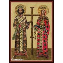 Св. Св. Константин и Елена (Кат. № 2)