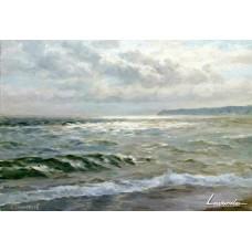 Вълните край Варна