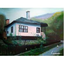 Стара къща в Копривщица