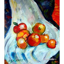 Ябълки - Цветелина Кукова