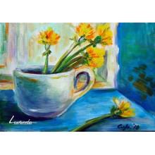 Цветя - Цветелина Кукова