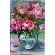 Рози - Цветелина Кукова