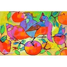 Крадецът на ябълки